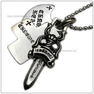 クロムハーツ ペンダント/ネックレス(Chrome Hearts)3トリンケッツ ペンダント (ネックレス)【クロム・ハーツ】【クロムハーツ財布】【名古屋】