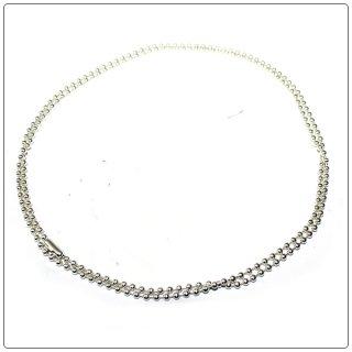 クロムハーツ(Chrome Hearts) ネックレス シルバー925 ボールチェーン (ネックレス)【クロム・ハーツ】【クロムハーツ財布】【名古屋】