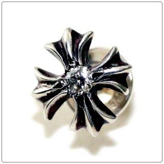 クロムハーツ(Chrome Hearts)ピアス #2プラススタッド ウィズ ダイヤモンド 【クロム・ハーツ】【クロムハーツ財布】【名古屋】