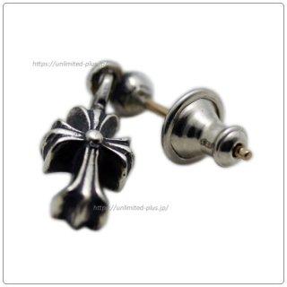 クロムハーツ(Chrome Hearts)ピアス ドロップ スタックCHクロス 【クロム・ハーツ】【クロムハーツ財布】【名古屋】