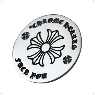 クロムハーツ(Chrome Hearts)ゴルフボールマーカーV1 CHファックユー【クロム・ハーツ】【クロムハーツ財布】【名古屋】