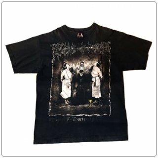 CRADLE OF FILTH (クレイドル オブ フィルス) ヴィンテージ Tシャツ ショートスリーブ 半袖1998 コピーライト入り