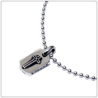 クロムハーツ(Chrome Hearts)ドッグタグ タイニー メイプルソープ 【クロム・ハーツ】【クロムハーツ財布】【名古屋】