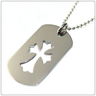 クロムハーツ(Chrome Hearts)ドッグタグ カットアウト クロスドッグタグ ラージ 【クロム・ハーツ】【クロムハーツ財布】【名古屋】