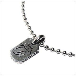 クロムハーツ(Chrome Hearts)ドッグタグ タイニー リップ アンド タン (L/T) ドッグタグ 【クロム・ハーツ】【クロムハーツ財布】【名古屋】