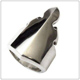 クロムハーツ リング/指輪(Chrome Hearts)アップライト フレアニー リング【クロム・ハーツ】【クロムハーツ財布】【名古屋】