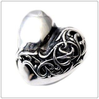 クロムハーツ リング/指輪(Chrome Hearts)ハートラージ リング【クロム・ハーツ】【クロムハーツ財布】【名古屋】
