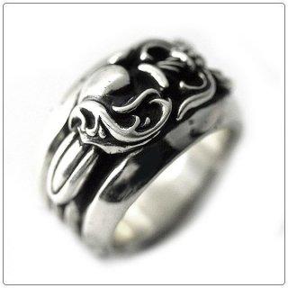 クロムハーツ リング/指輪(Chrome Hearts)ダガーハート リング【クロム・ハーツ】【クロムハーツ財布】【名古屋】