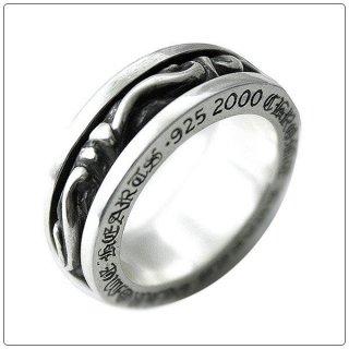 クロムハーツ リング/指輪(Chrome Hearts)スピナースクロール【クロム・ハーツ】【クロムハーツ財布】【名古屋】