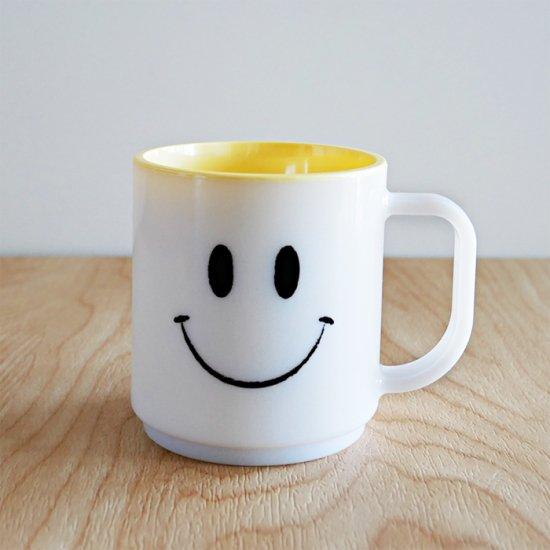 Myマグカップ -OKAO・スマイル- キッズサイズ200ml<電子レンジ・食洗機対応&プラスチック>