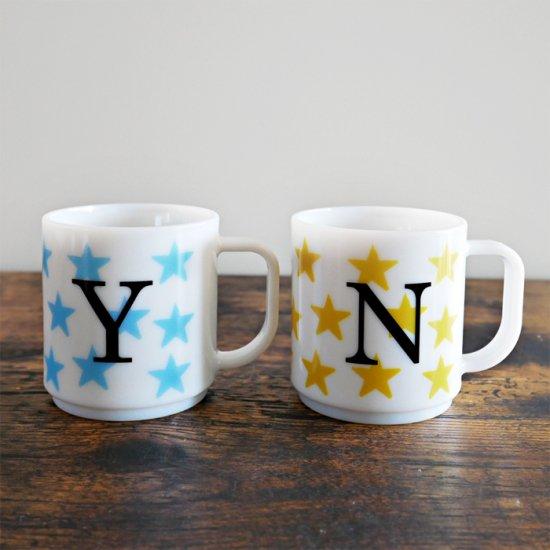 Myマグカップ -TWINKLE STAR- キッズサイズ200ml<電子レンジ・食洗機対応&プラスチック>