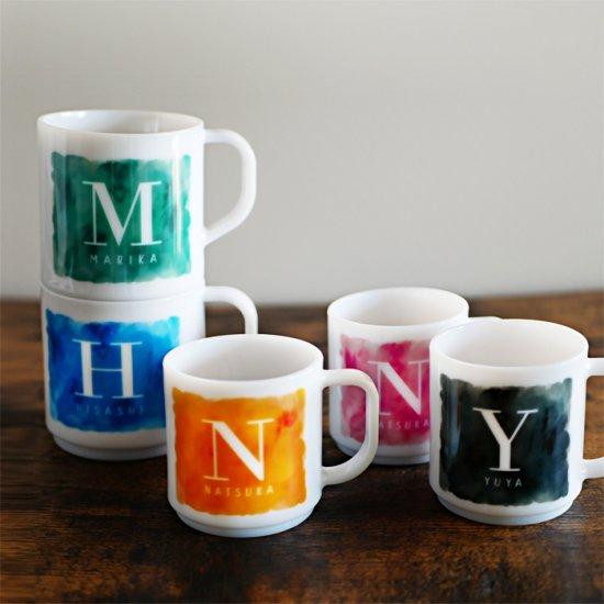Myマグカップ -SUISAI- お得なペア&ファミリーセット<電子レンジ・食洗機対応&プラスチック>