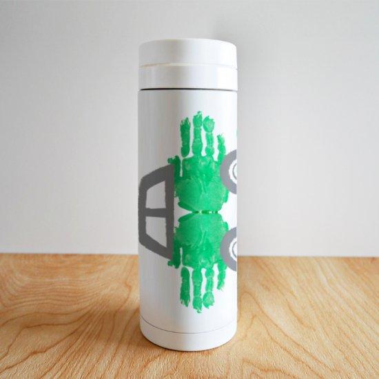 水筒・マグボトルLサイズ-500ml|選べる9種の手形アート