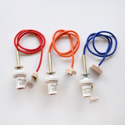 LAMP socket カラーコード