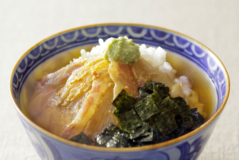 御鯛茶 (4食)