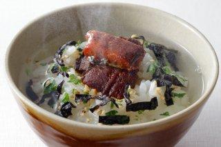 鰻茶漬 (3食)