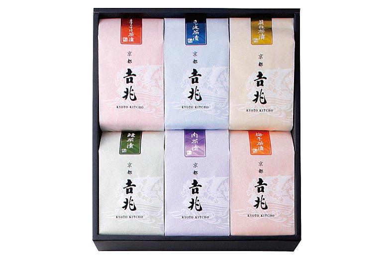 お好み贅沢茶漬 6種