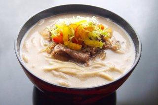 期間限定|近江牛とトリュフ和え麺