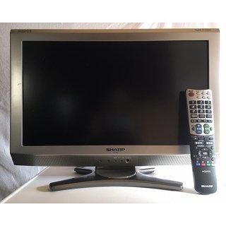 地デジテレビ 【T-001】<br>SHARP/2010年製/<br>20v