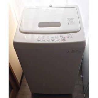洗濯機【ID : W-001】<br>無印良品/2010年<br>/4.2kg