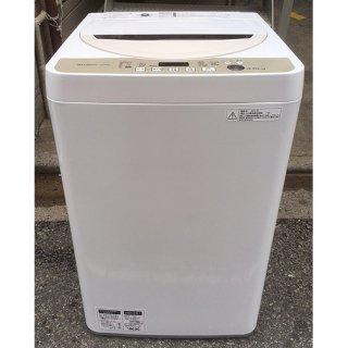 洗濯機【ID : W-007】<br>SHARP/2016年製/<br>4.5kg