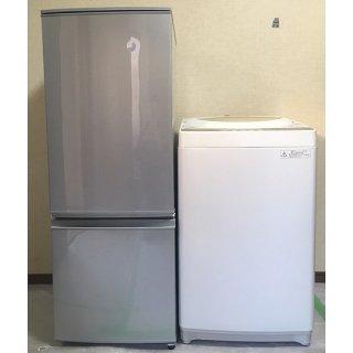 【セット販売 ID : S-021】<br>冷蔵庫:シャープ/2016年製/167リットル<br>洗濯機:東芝/2016年製/5kg