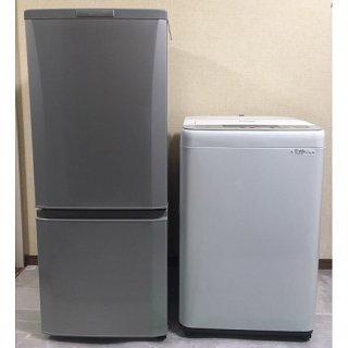 【セット販売 ID : S-022】<br>冷蔵庫:三菱/2014年製/146リットル<br>洗濯機:東芝/2015年製/5kg