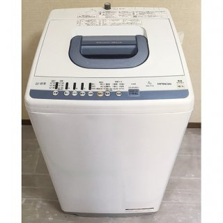 洗濯機【ID : W-017】<br>日立/2017年製/<br>7kg