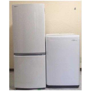 【セット販売 ID : S-036】<br>冷蔵庫:東芝/2018年製/153リットル<br>洗濯機:Panasonic/2019年製/5kg