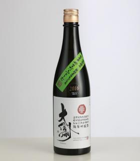 大信州 2016 純米吟醸 やまだふぁーむ
