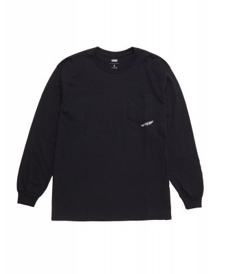 N.HOOLYWOOD × VANS  LONG SLEEVE T-SHIRT