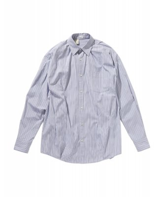 N.HOOLYWOOD × THOMAS MASON  RANDOM TACKED SHIRT