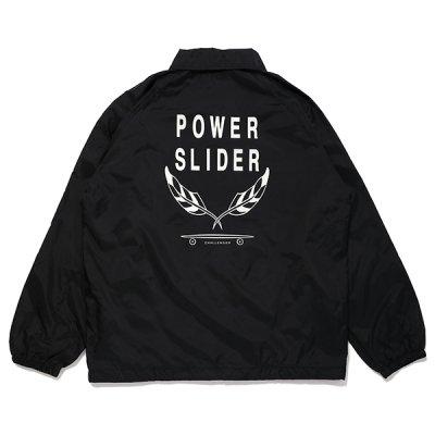 POWER SLIDER COACH JACKET