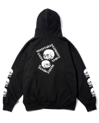 <img class='new_mark_img1' src='https://img.shop-pro.jp/img/new/icons1.gif' style='border:none;display:inline;margin:0px;padding:0px;width:auto;' />SWEAT-HOODED SKULL