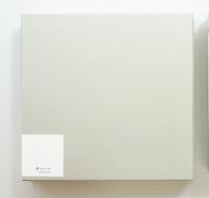 貼箱(箔プレート用)   20× 20× h3cm