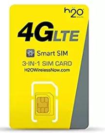 USA SIMカード (AT&T)