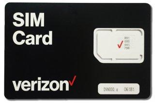 USA SIMカード (Verizon)