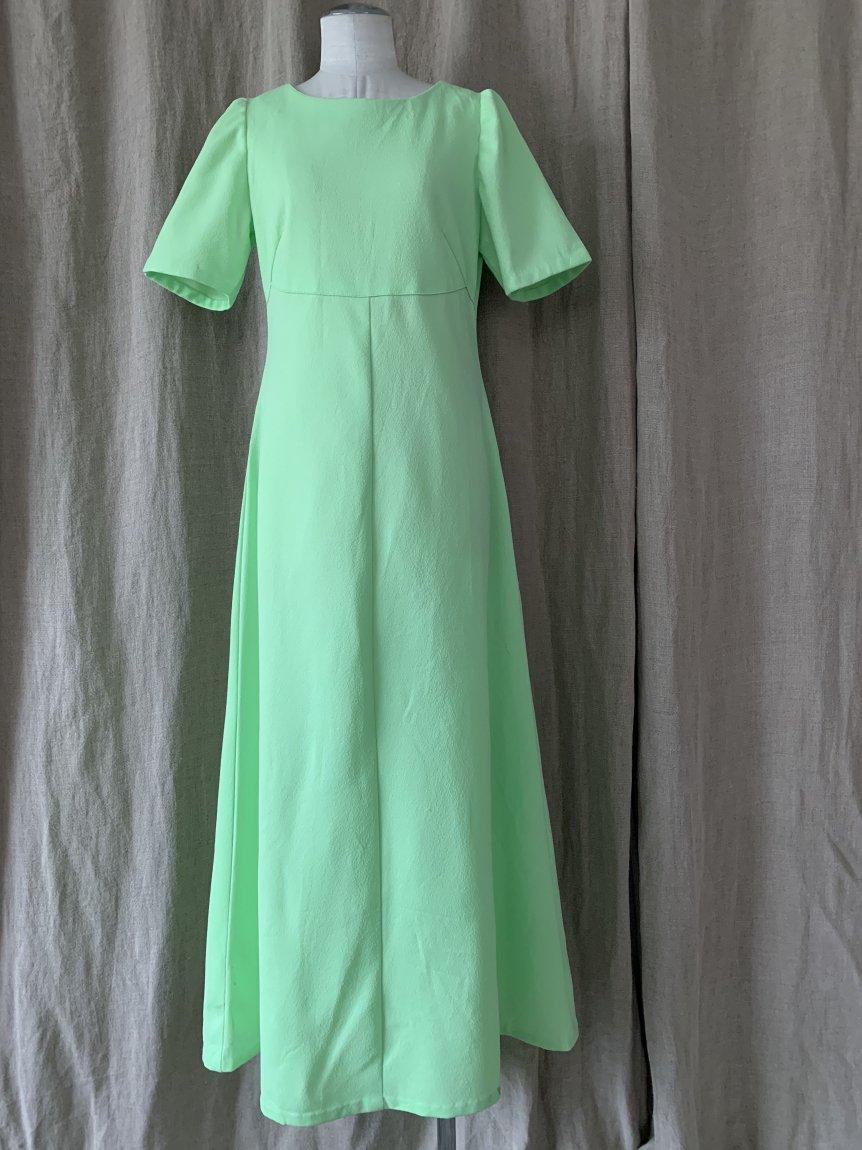 long dress(vintage&used19)