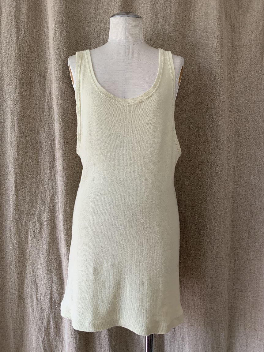 cotton tank(vintage&used28)
