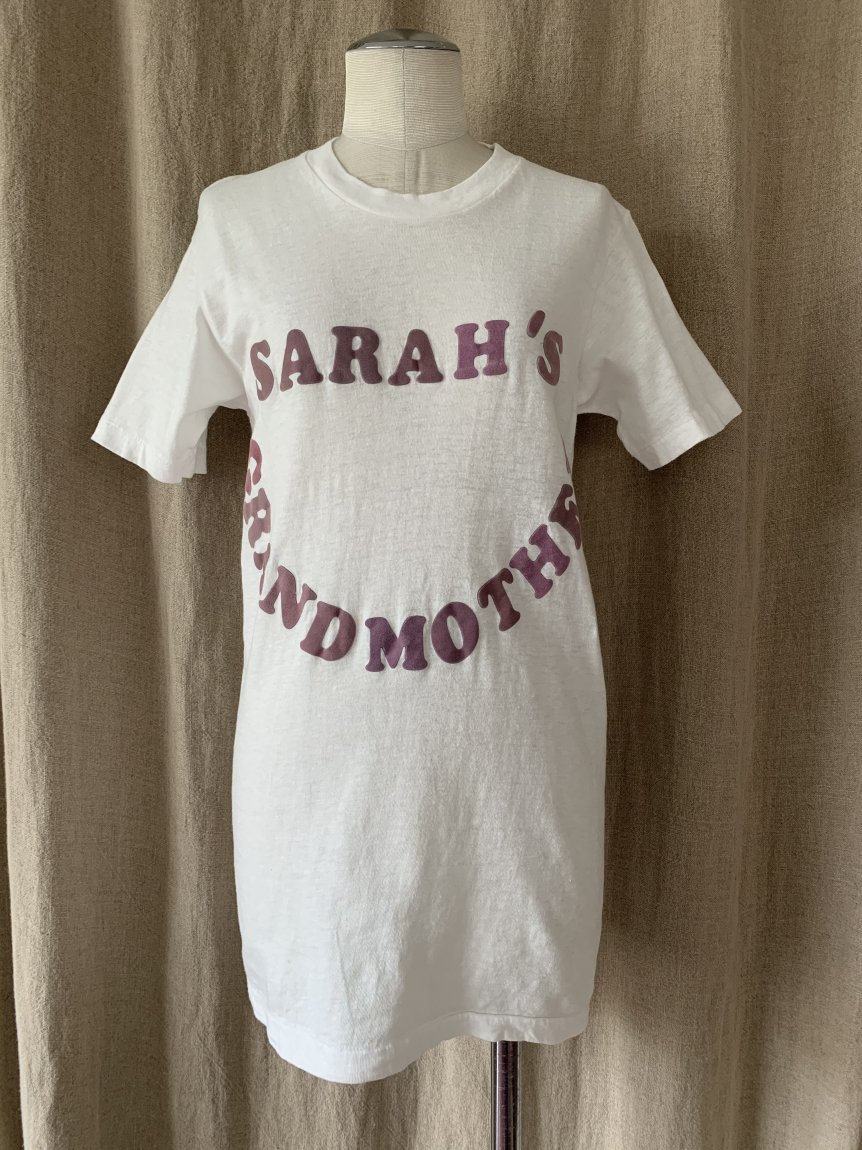 logo T shirt(vintage&used20)