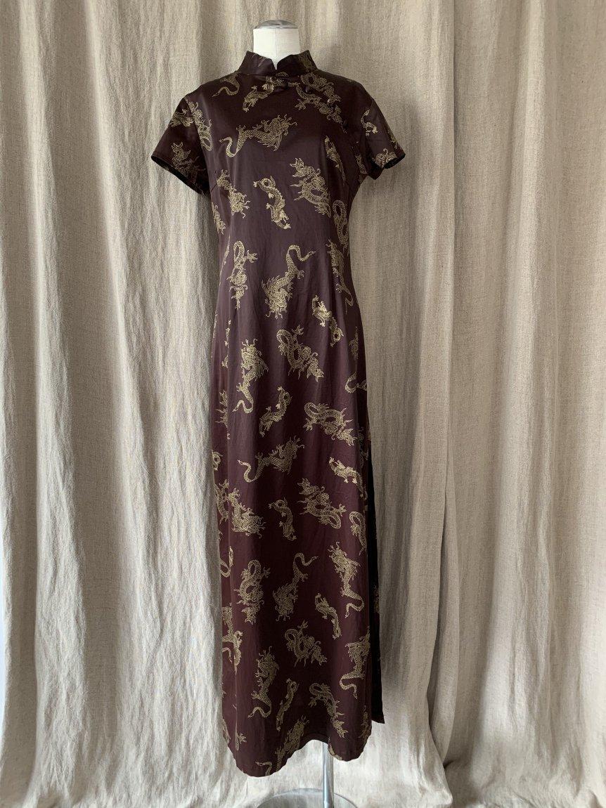long dress(vintage&used11)
