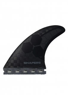 SHAPERS FINS AM3 CARBON STEALTH FUTUREタイプ
