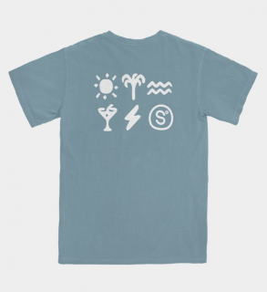 <img class='new_mark_img1' src='https://img.shop-pro.jp/img/new/icons1.gif' style='border:none;display:inline;margin:0px;padding:0px;width:auto;' />ICON TEE POWDER BLUE
