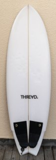 中古 THREAD designs. the DAD BOD 5'5 x 19 7/8 x 2 3/8 28.5L