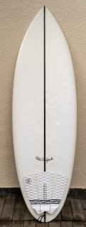 中古 HATA SURFBOARDS 5'5 X 19 3/4 X 2 1/4 naked... プロトタイプ