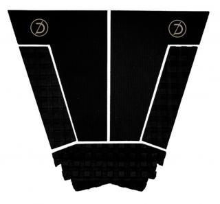 DEFLOW TRACTION 5 PIECE (1枚) BLACK