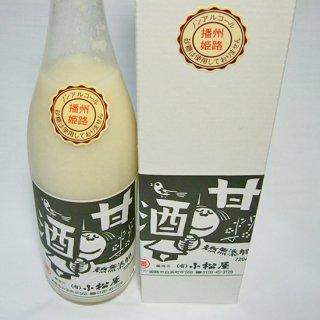 ストレート甘酒 720ml