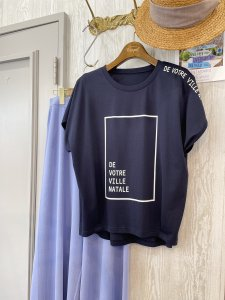 <img class='new_mark_img1' src='https://img.shop-pro.jp/img/new/icons24.gif' style='border:none;display:inline;margin:0px;padding:0px;width:auto;' />コットンロゴTシャツ