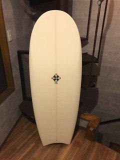 3D surfboard (中古・レンタル可) ミニボード クワッド オンフィン