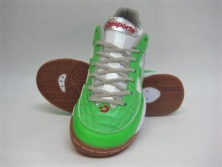 Desporte【デスポルチ】リオKI (ライトグリーン×ホワイト×シルバー)